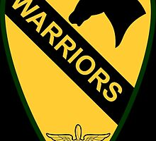 1st Air Cavalry Brigade, 1st Cavalry Division (US Army) by wordwidesymbols
