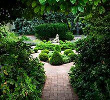 Poetry Garden by Jennifer Hardman