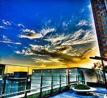 Osaka sky by diamond-tokyo