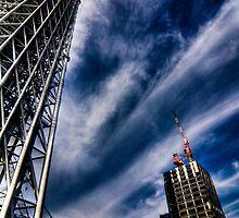 Tokyo Sky Tree by diamond-tokyo