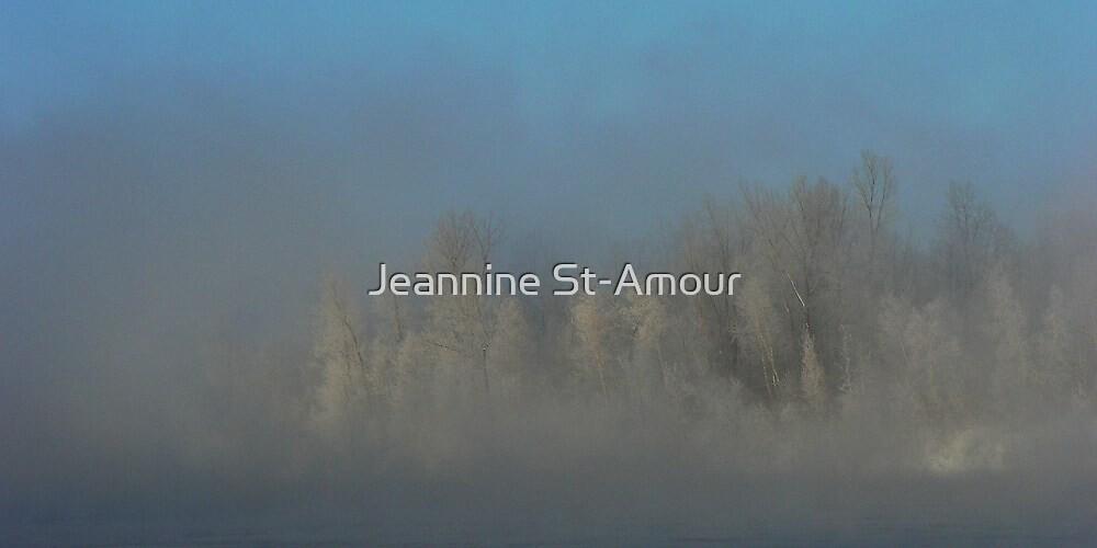 Winter Wonderland by Jeannine St-Amour
