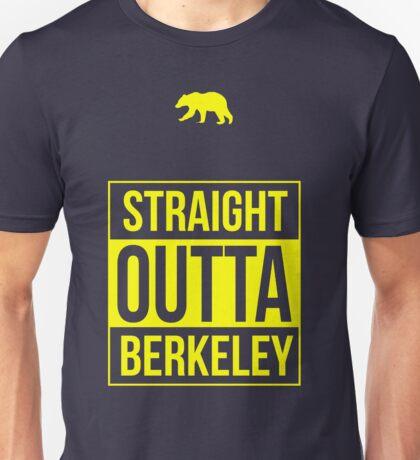 Straight Outta Berkeley Unisex T-Shirt