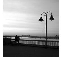 Louisville Riverside Photographic Print