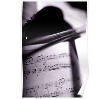 The lost Violin. Poster