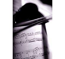 The lost Violin. Photographic Print