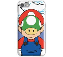 Son of Mario - René Mariogritte iPhone Case/Skin