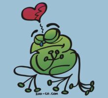 Broken Hearted Frog by Zoo-co