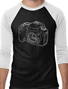 Photographer's best friend Men's Baseball ¾ T-Shirt