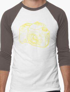 Photographer's best friend Men's Baseball ¾ T-Shirt