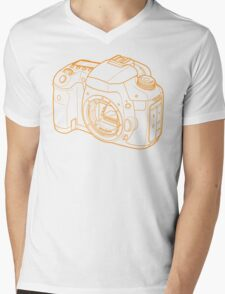 Photographer's best friend Mens V-Neck T-Shirt