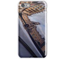 Blenheim Palace Reflection in a Masserati iPhone Case/Skin