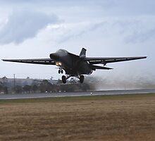 Light the Fires. F-111 Takeoff by Bairdzpics
