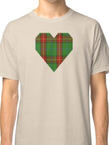 00113 Manitoba District Tartan  Classic T-Shirt