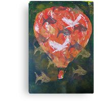 Flying Fish Fine Art Print by Heather Holland Canvas Print