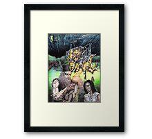 Ivan Kupala Framed Print