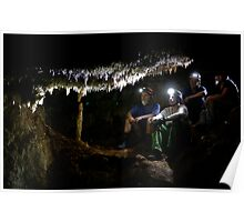 Basin Cave Poster