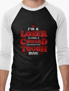 Loser - BIGBANG Lyrics Men's Baseball ¾ T-Shirt