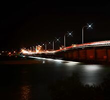 Of Bridge and Lights by bazcelt