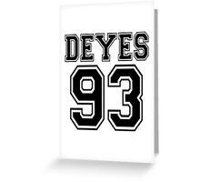 Alfie Deyes Greeting Card