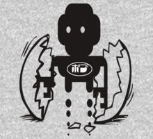 uk sci-fi robot birth by rogers bros by ukscifi