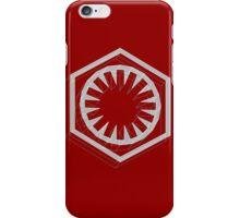 Star Wars First Order White - 1 iPhone Case/Skin