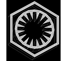Star Wars First Order White - 1 Photographic Print