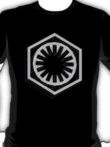 Star Wars First Order White - 1 T-Shirt
