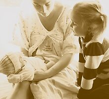 Sisters Meeting by © Loree McComb