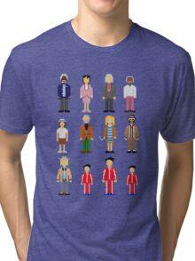 The Royal Pixelbaums Tri-blend T-Shirt