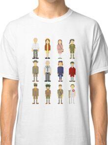 Moonrise Pixeldom Classic T-Shirt