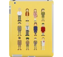 Moonrise Pixeldom iPad Case/Skin