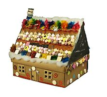 Ginger Bread House by Bethany Olechnowicz