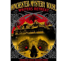 Winchester Mystery House Writers Retreat Photographic Print