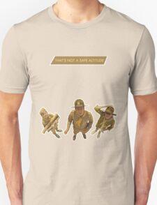 Moonrise Kingdom - Scout Master Ward Unisex T-Shirt