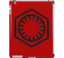 Star Wars First Order Black iPad Case/Skin