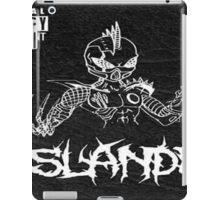 the first official auslander product iPad Case/Skin
