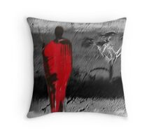 Massai Throw Pillow