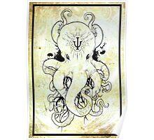 Octopus Psi Poster