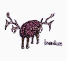 Braindeer by robleblob