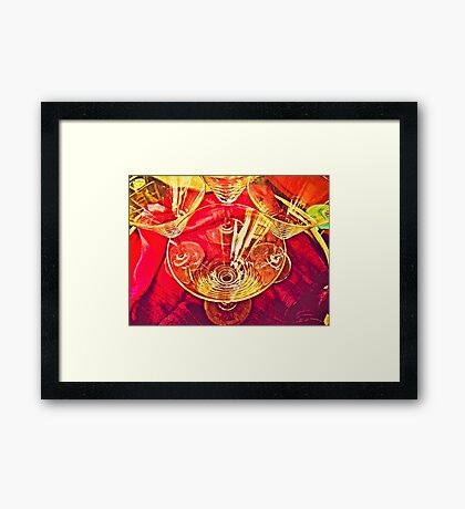 Lost in translation: On Featured: The-artistic-libation Group Framed Print