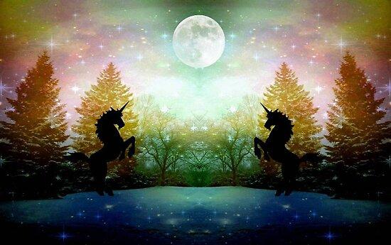 Moon Light Dance ©  by Dawn M. Becker