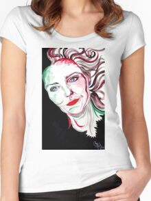Janeway Women's Fitted Scoop T-Shirt
