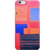 Abstract based on Squares. iPhone Case/Skin