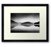 St Marys Loch, Scottish Borders Framed Print