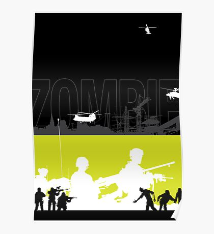 Zombie Hunt Poster