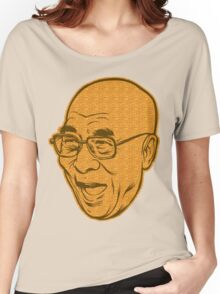 Dalai Lama Disobey Women's Relaxed Fit T-Shirt
