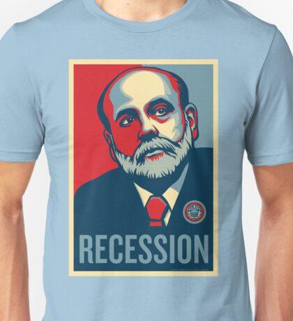 Federal Reserve Chair Ben Bernanke Unisex T-Shirt