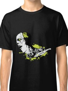 Zombie Prize Classic T-Shirt