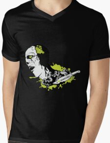 Zombie Prize Mens V-Neck T-Shirt