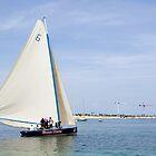 Sailing, Nassau, Bahamas by Shane Pinder